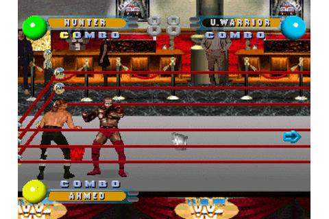 WWF In Your House [NTSC-U] ISO
